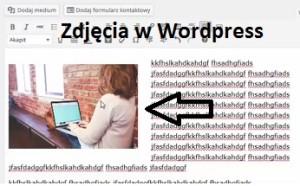zdjecia wordpress