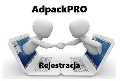 adpackpro rejestracja