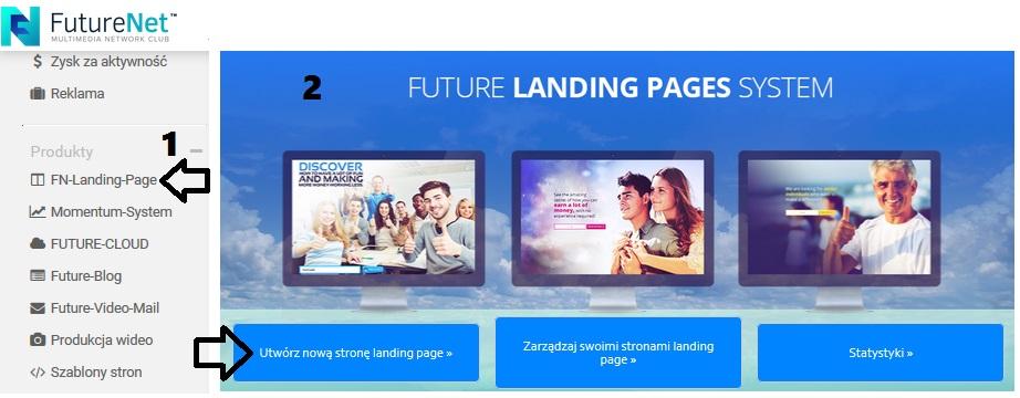 futurenet landing