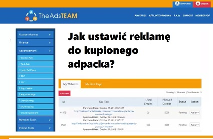 reklama w theadsteam
