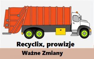 zmiany recyclix