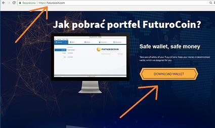 portfel futurocoin