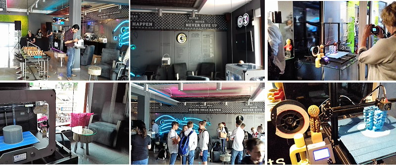 GCC 3D Cafe