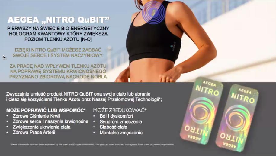 nitro qubit