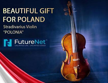 skrzypce Stradivariusa
