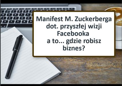 manifest facebook