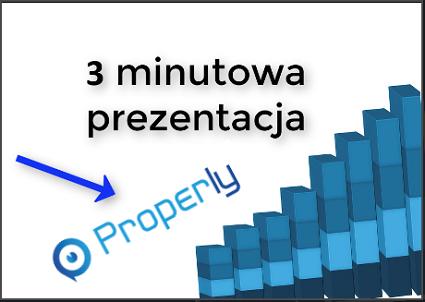 3minutowa prezentacja