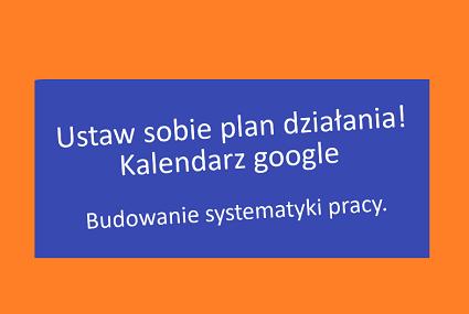 kalendarz google