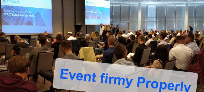 event firmy properly