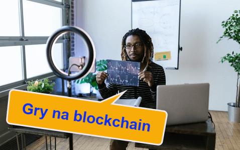 gry na blockchain